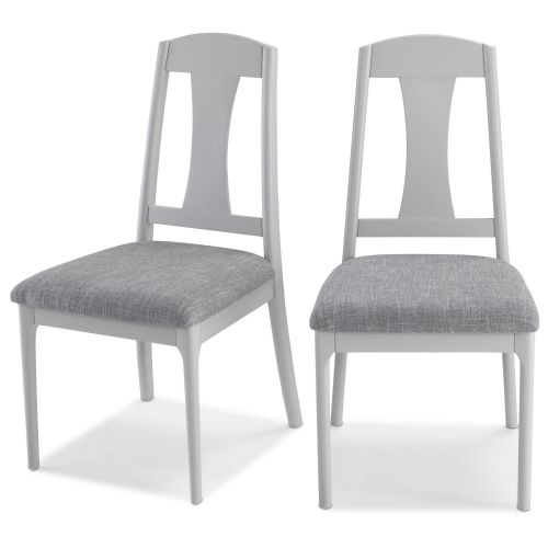 Stanton Grey Dining Chairs (sold in pairs)